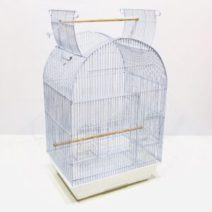 Bird Cage - Round Top - Open Top