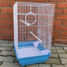Budgie Cage - Flat Top