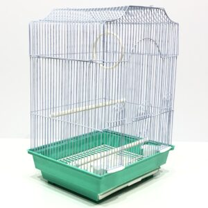 Budgie Cage - Semi Flat Top