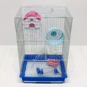 Hamster Cage - 3 Storey