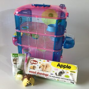 Hamster Cage Combo #1