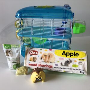 Hamster Cage Combo #2