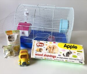 Hamster Cage Combo #3