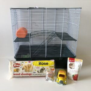 Hamster Cage Combo #4