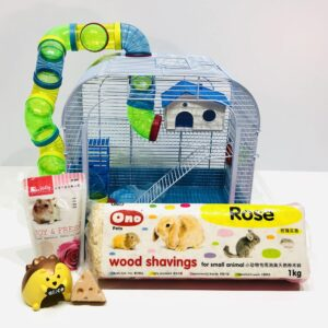 Hamster Cage Combo #5