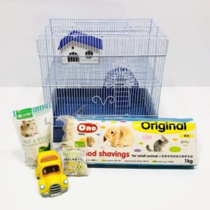 Hamster Cage Combo #6