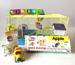 Hamster Cage Combo #7
