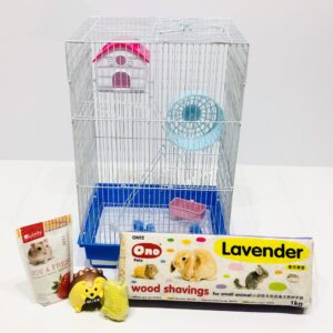 Hamster Cage Combo #8