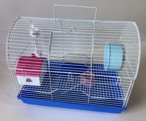Hamster Cage - Large Round Top