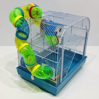 hamster cage window and funky tubes 2