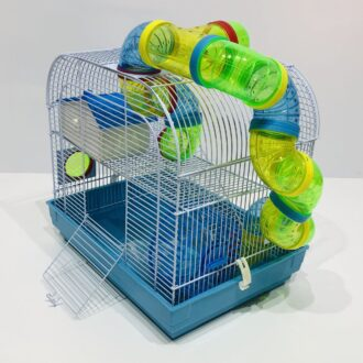 hamster cage window and funky tubes 3