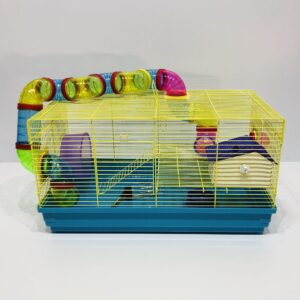 Hamster Cage - XL Funky Tubes