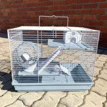 The Palace Place Hamster Cage
