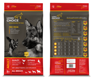 Lionel's Choice Adult Dog Food 8kg