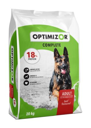Optimizor Complete Adult Beef 20kg