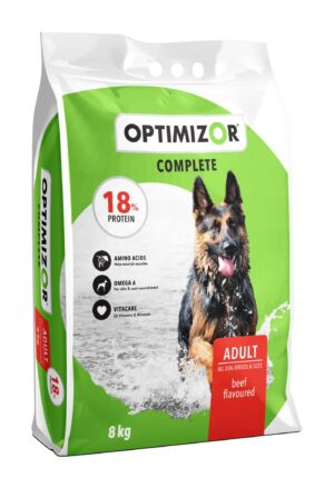Optimizor Complete Adult Beef 8 kg