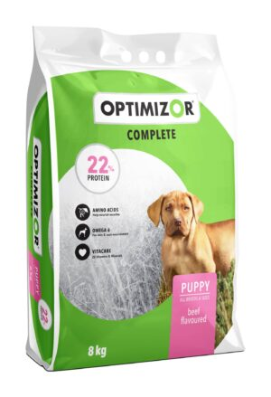 Optimizor Complete Puppy Beef 8 kg