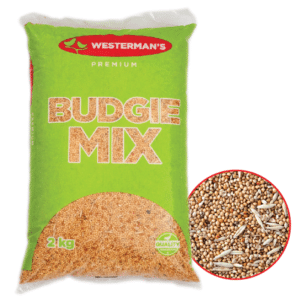 7,5kg Budgie Mix Value Tub