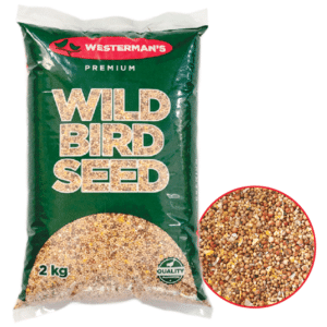 7,5kg Wild Bird Seed Value Tub