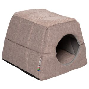 Rogz Cat Bed Two-in-One Igloo